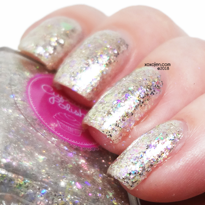 xoxoJen's swatch of Cupcake Diamond