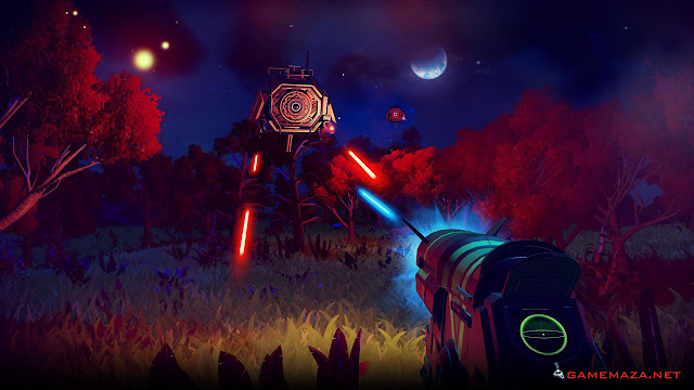 No Man's Sky Gameplay Screenshot 5