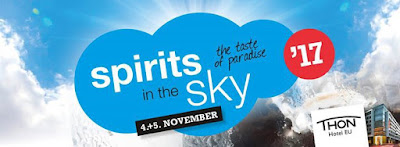 Spirits in the Sky 2017 - flyer