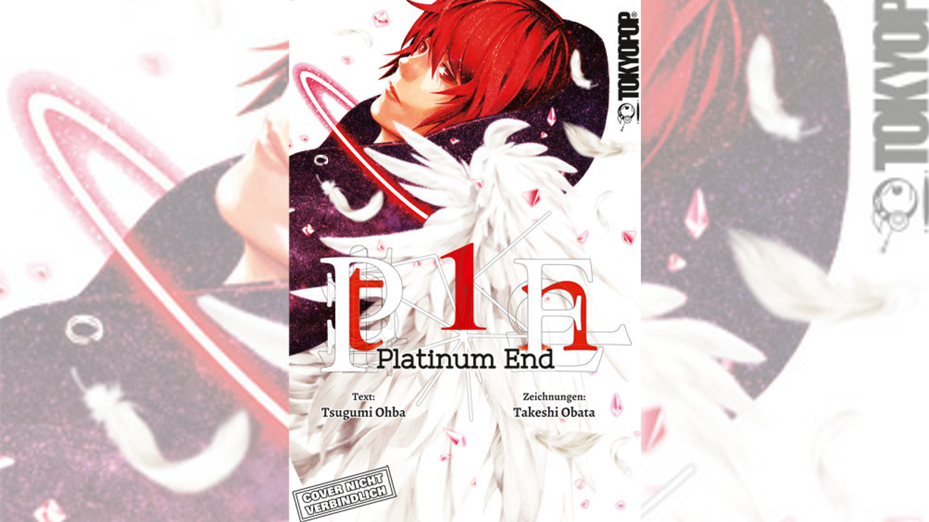 Manga Highlights 2016 Platinum End