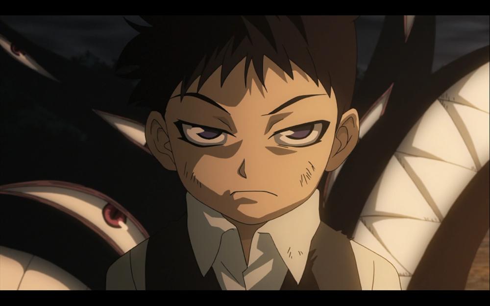 Animezes: Homunculus em Fullmetal Alchemist