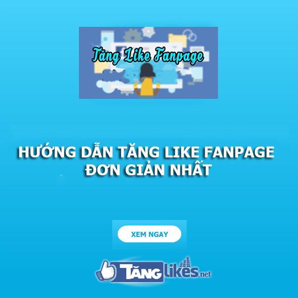 tang like cho fanpage