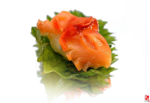 ซูชิหอยแครงญี่ปุ่น (Akagai)