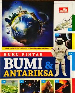 buku pintar bumi antariksa