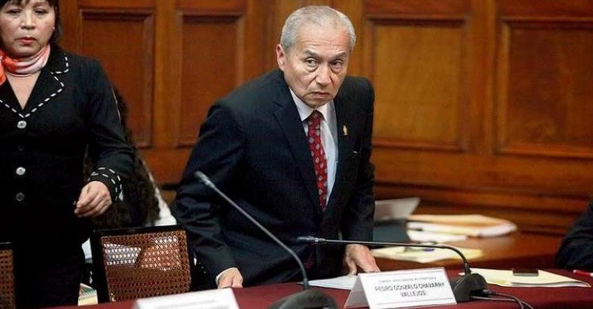PEDRO CHÁVARRY: Fiscal que miente pone en la mira a fiscales que descubrieron red de corrupción en el poder judicial