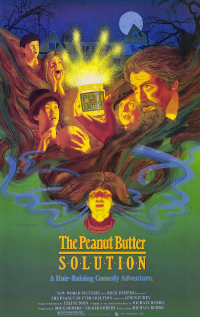 The Peanut Butter Solution Movie Review