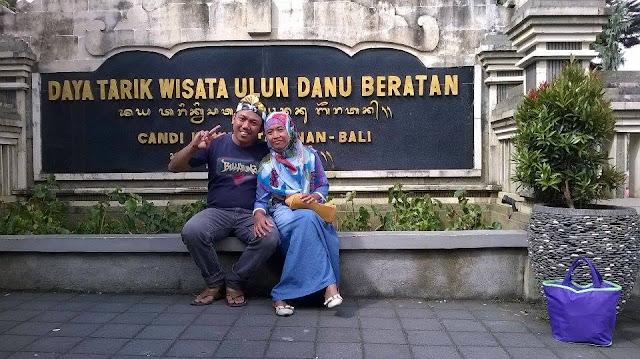 Pesona Berwisata di Danau Beratan Bedugul - Bali