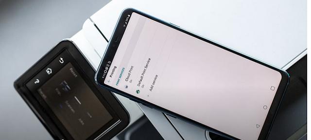 Cara Print langsung dari ponsel atau tablet Android Anda