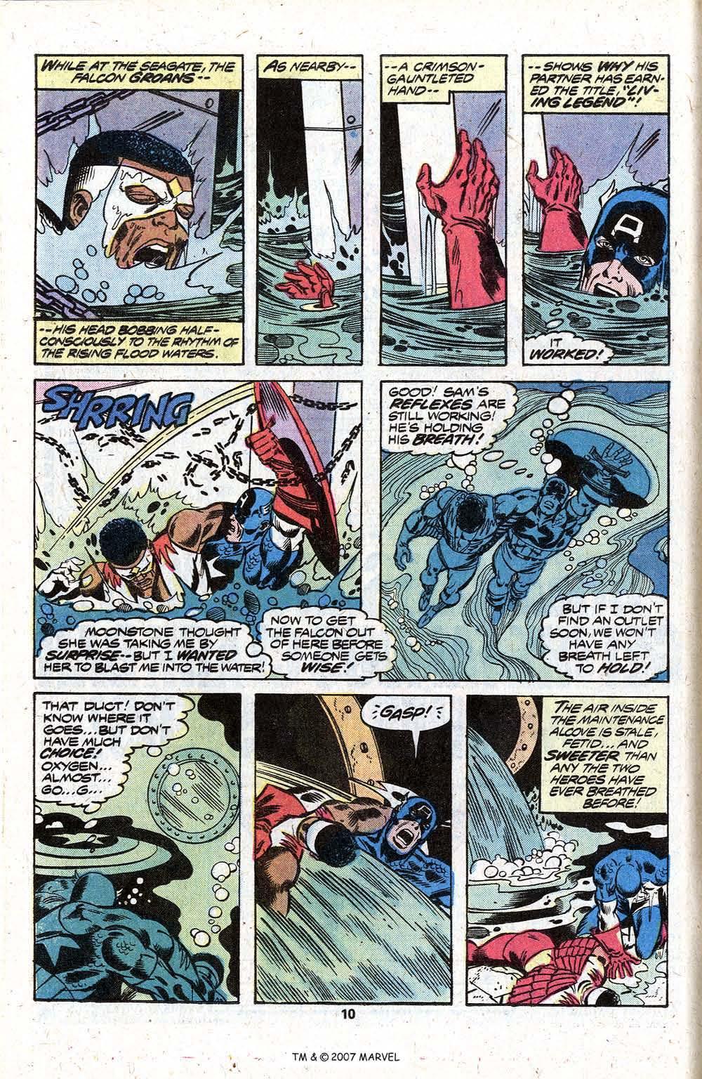 Captain America (1968) Issue #230b #145 - English 12