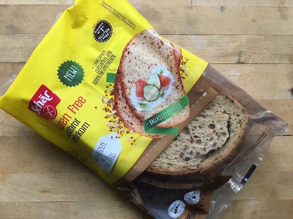 Neue glutenfreie Brote von Schär