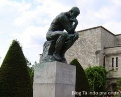 jardins do Museu Rodin - Paris