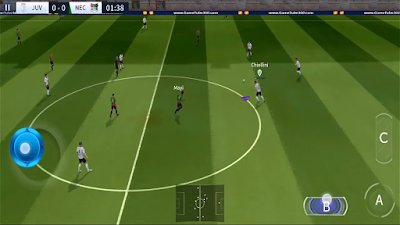 Dream League Soccer 2019 v6.12 Mega MOD ( Real Licensed ) 2019