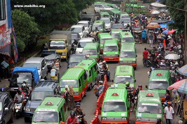 sejuta, angkot, kota, bogor, macet, semrawut, padat, lalu lintas
