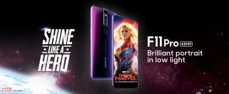 OPPO F11 Pro specification