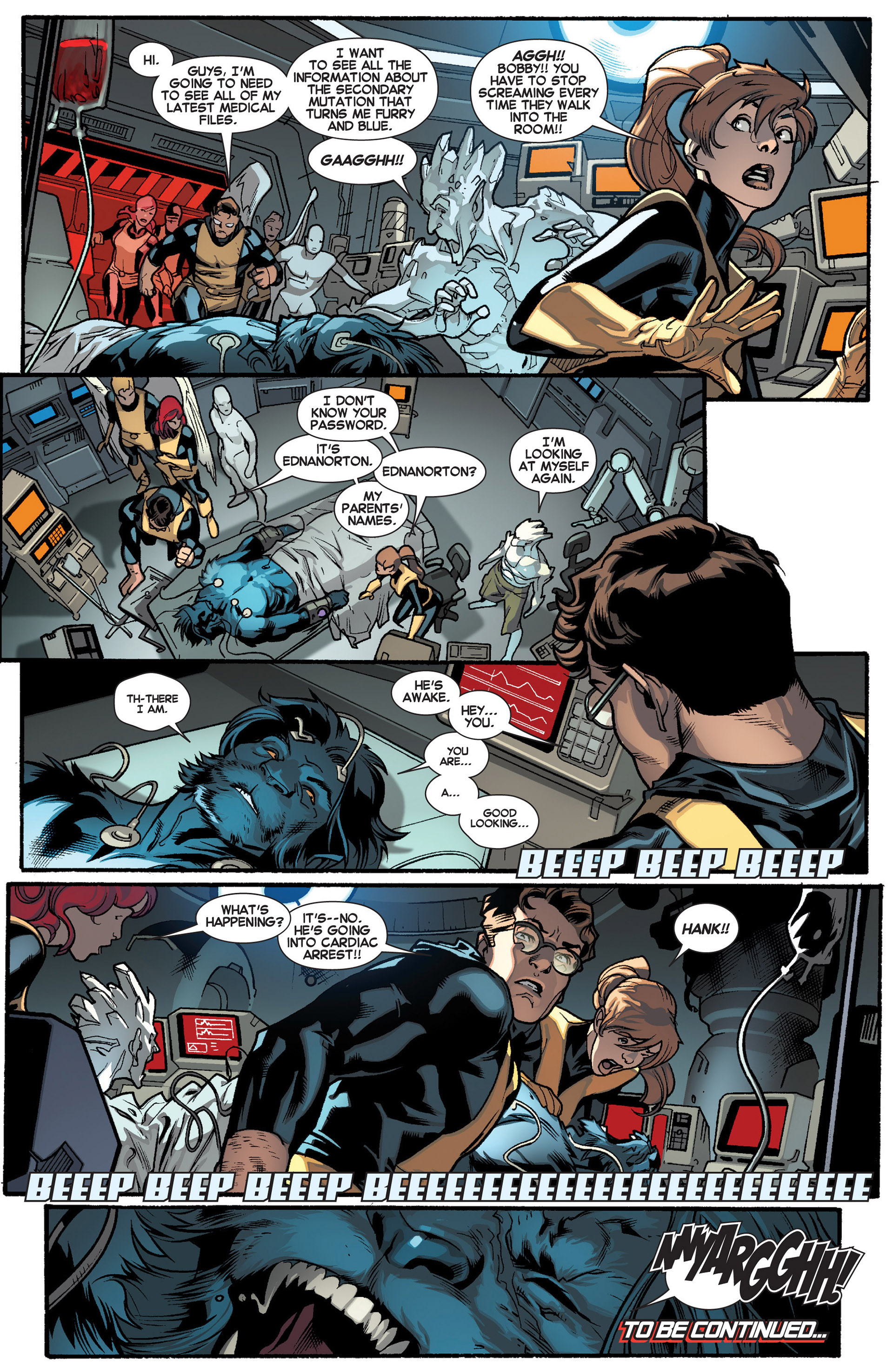 Read online All-New X-Men (2013) comic -  Issue #4 - 17
