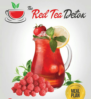 Weight loss 3 days diet with red tea detox