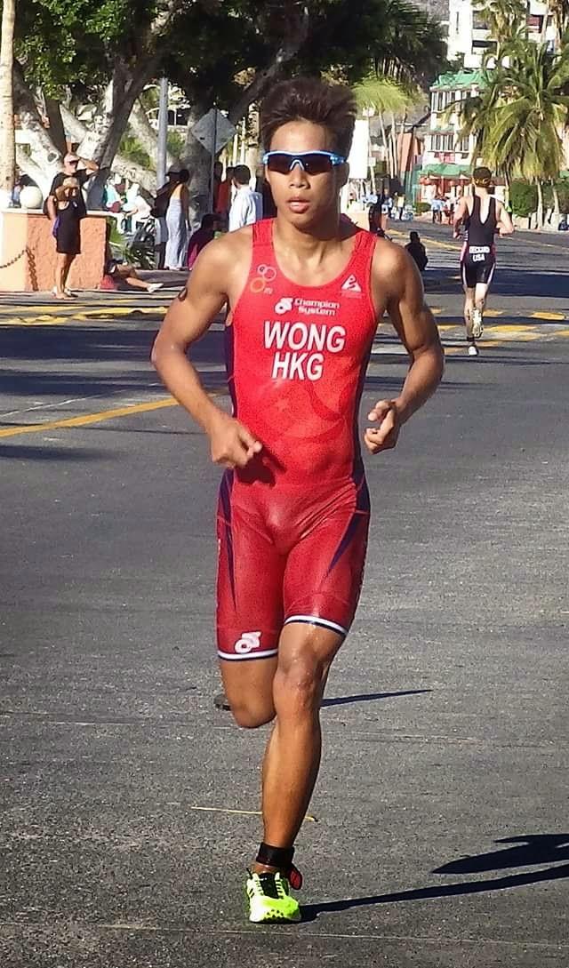 Male Athletes World: Triathlon: Danish triathlete Soren Rohde.