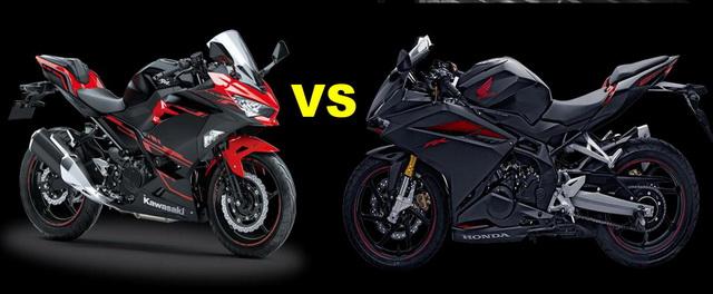 Pilih New Kawasaki Ninja 250 fi apa Honda CBR250RR ?