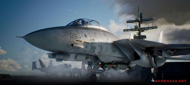 Ace Combat 7 Skies Unknown Gameplay Screenshot 3