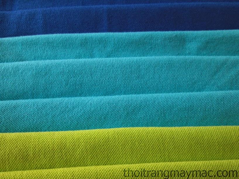 Nhận cắt gia công các loại vải thun, vải cotton 4 chiều, vải cá sấu