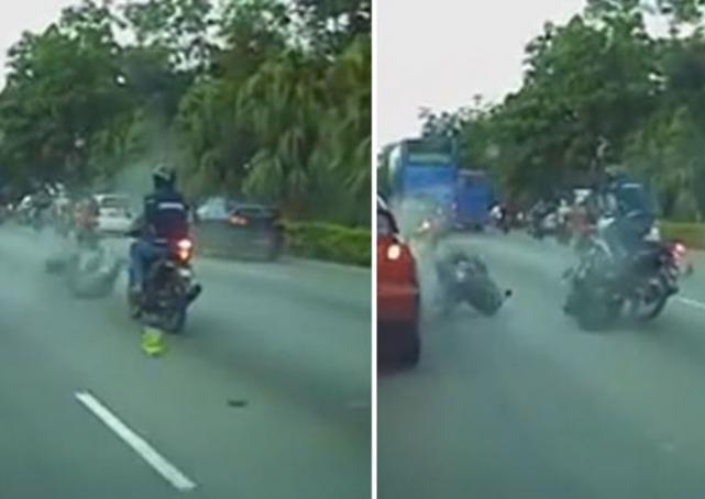 Video] Horrific Accident Caught On Camera Triggers Debate Between