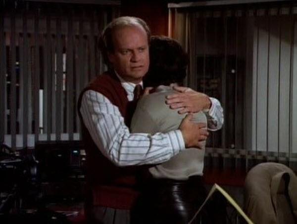 Frasier - Season 1 Episode 07: Call Me Irresponsible