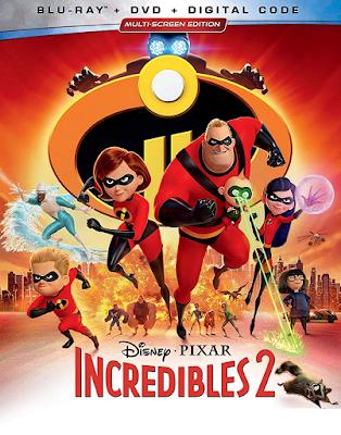 The Incredibles 2 [2018] [BD25] [Latino]