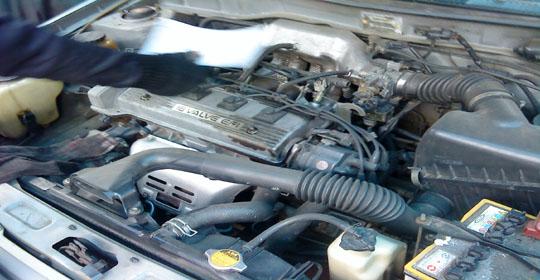 posisi nomor mesin grand new avanza all kijang innova 2.4 q a/t diesel venturer letak dan rangka lebih mudah