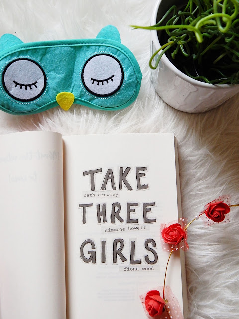 Take Three Girls Book Review | sprinkledpages