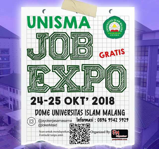 Job Fair UNISMA Universitas Islam Malang