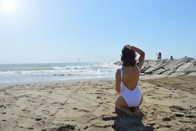 Słońce, morze, słona woda i odrobina optymizmu każdego dnia