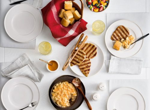 Chick Fil A grilled meal