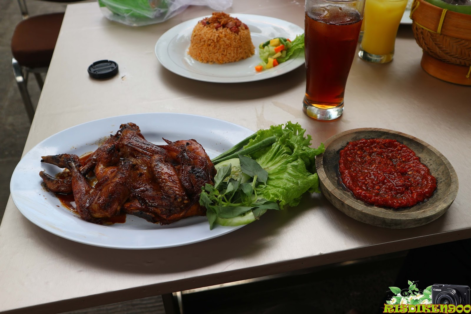 Ayam Pangang Makoya Restoran Dapur Bakar Pandaan