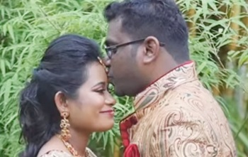 Malaysian Indian Wedding Reception Of kridharan & sangeetha
