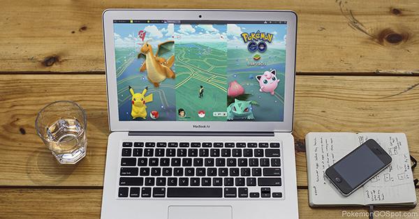 """طريقة تشغيل لعبة """"Pokémon GO"""" في حاسوبك خطوة بخطوة ."""