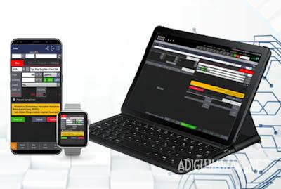Aplikasi MNC Trade New Integrated