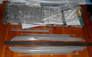 revell kit u-boat U-99