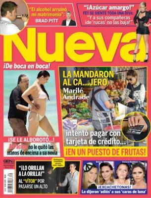 Revista Nueva México - 8 Mayo 2017