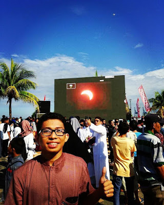 Event Gerhana Matahari Total @ Makasar
