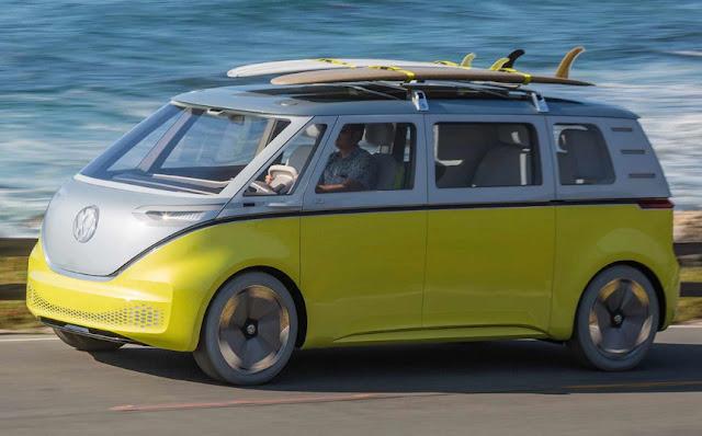 Volkswagen потратит около 40 миллиардов долларов на электрификацию автомобилей