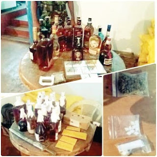 Private Secretary of Finance Minister nabbed with stock of foreign liquor bottles!