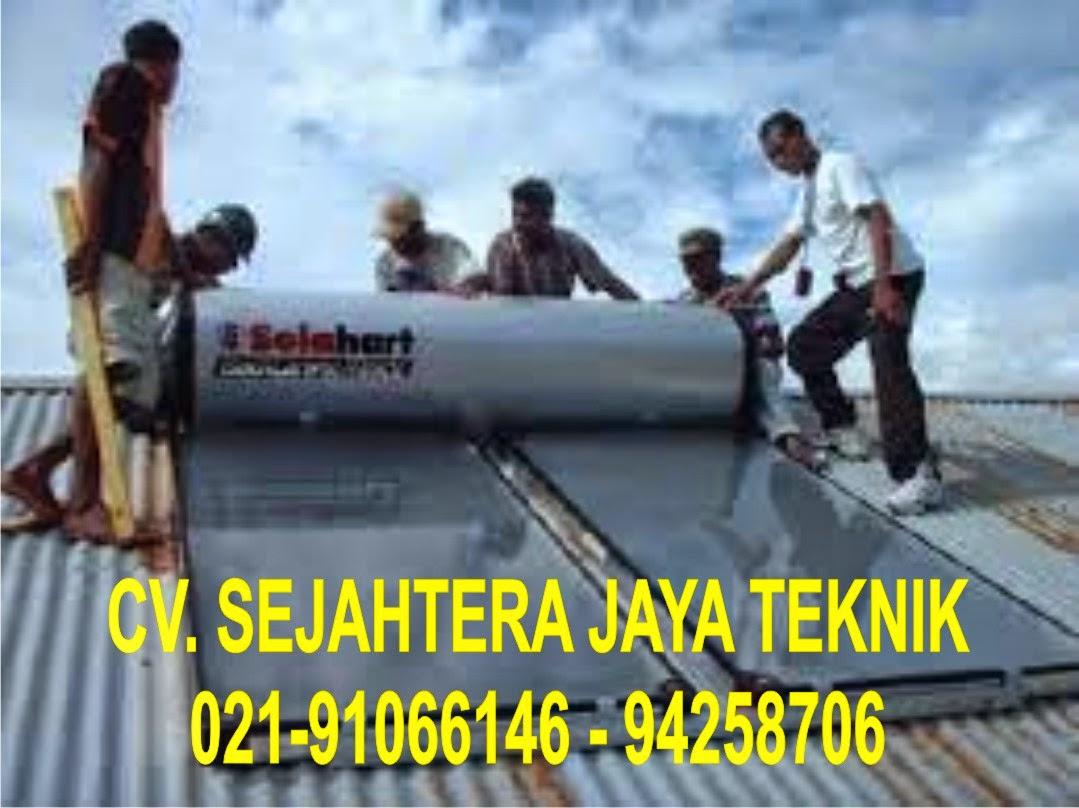 SERVICE SOLAHART DI BEKASI