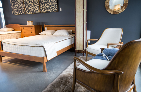 furnishing the home - natural furniture - design inspiration