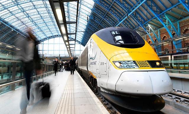 Principais empresas de trem em Amsterdã