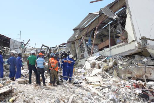 Fallaron sistemas de seguridad en explosión en Villas Agrícolas