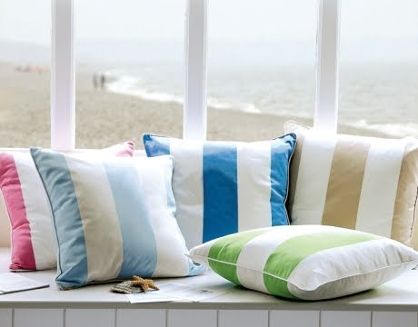 easy decor ideas pillows