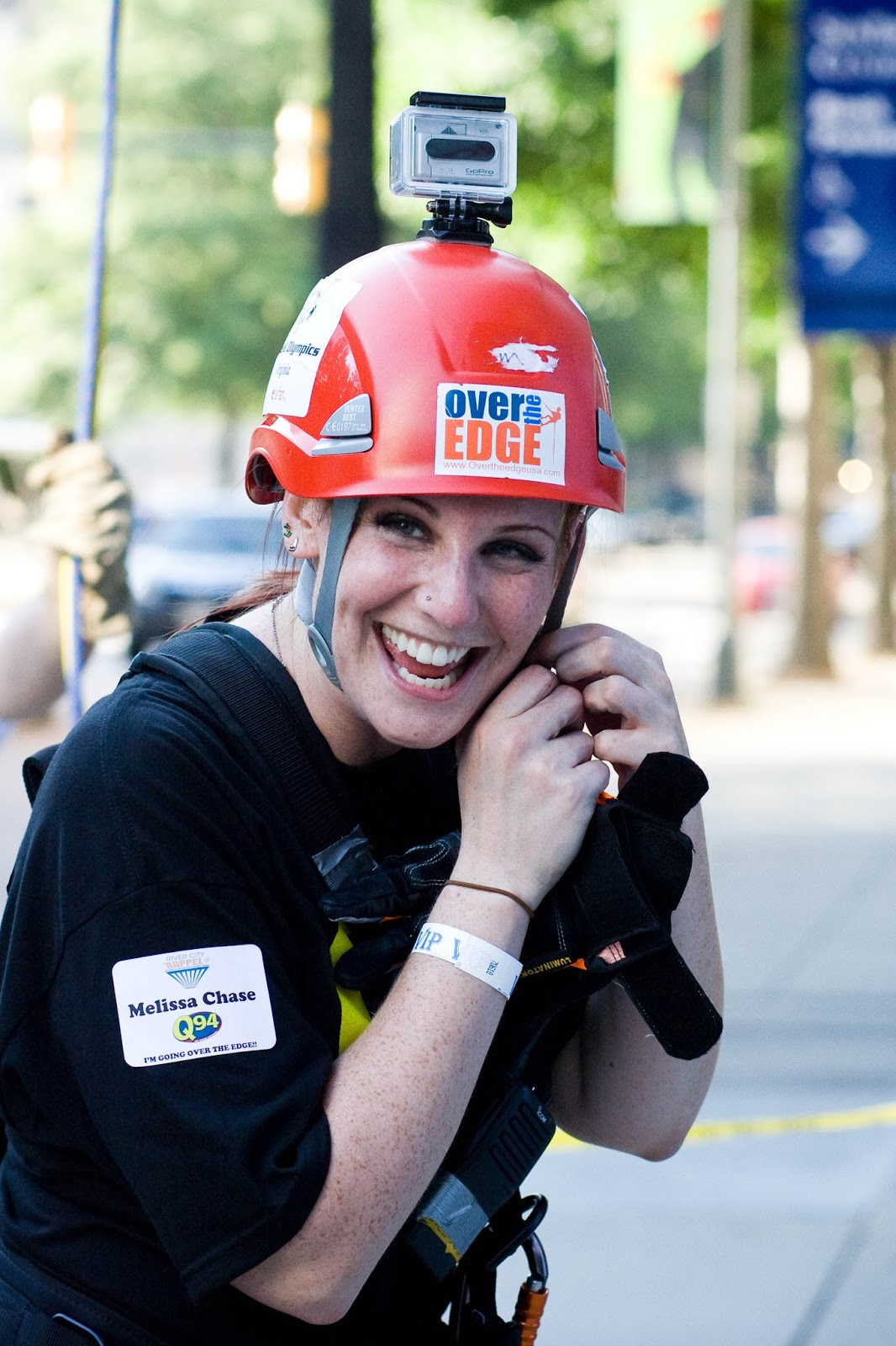 Individual participants have a fundraising commitment of $2,500 and will have the unforgettable experience of rappelling down a high-rise building.