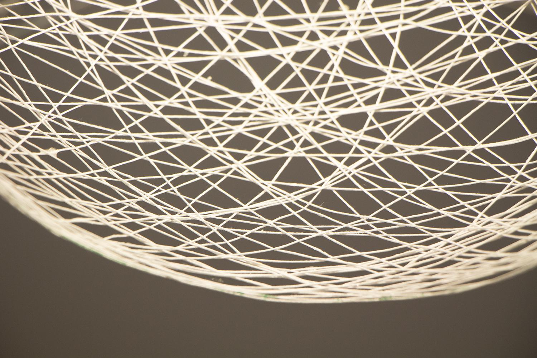 Chi Chi Dee Handmade: DIY String Lamp