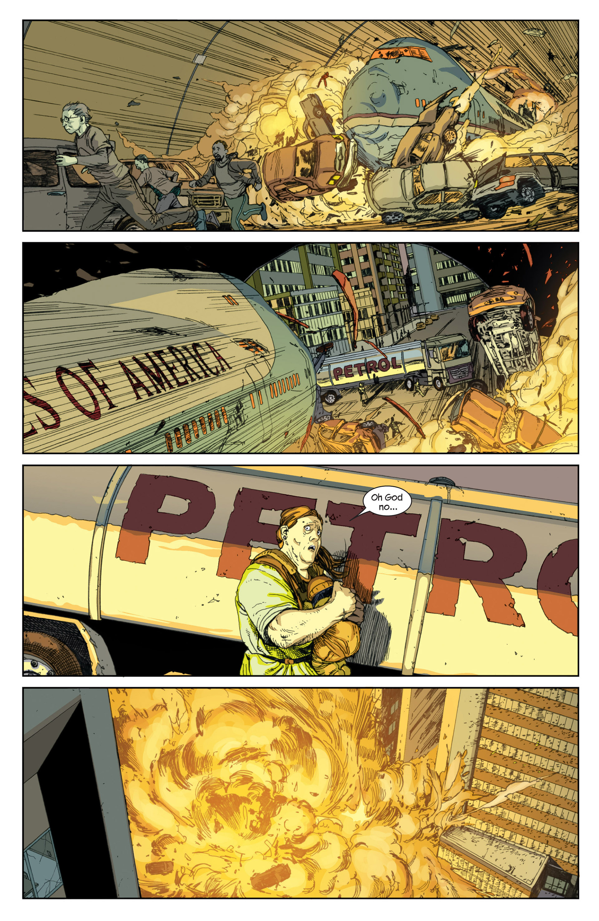 Read online Millar & McNiven's Nemesis comic -  Issue #1 - 24