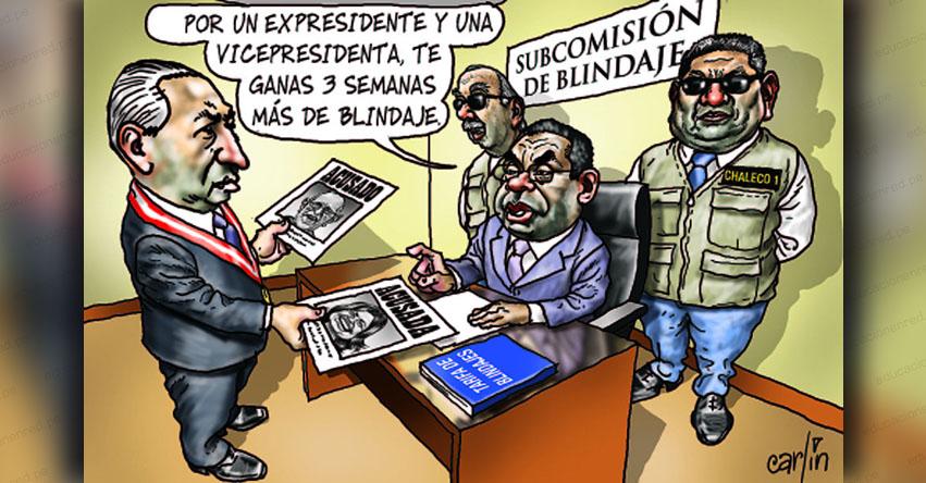 Carlincaturas Domingo 11 Noviembre 2018 - La República